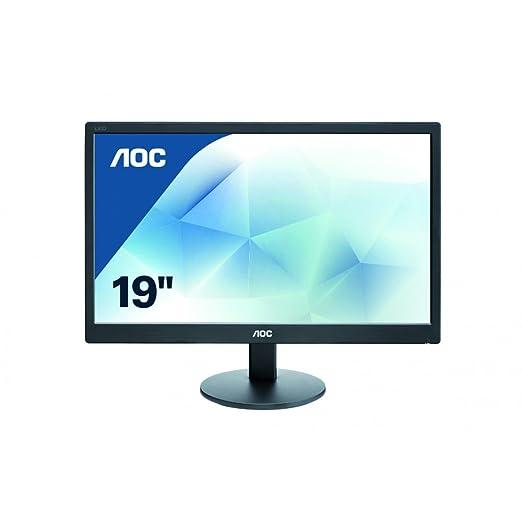 """4 opinioni per AOC E970SWN LCD Monitor 18.5 """""""
