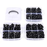 GOOACC 635Pcs Car Push Retainer Clips & Auto