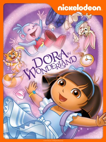 Dora The Explorer: Dora in Wonderland]()
