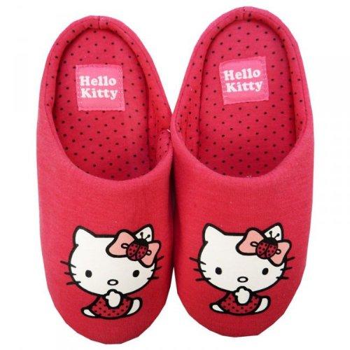 classico guarda bene le scarpe in vendita enorme inventario Pantofole Hello Kitty 29/30: Amazon.it: Scarpe e borse