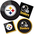 Creative Converting 16 Count Pittsburgh Steelers Lunch Napkins