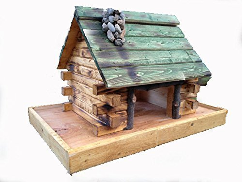 Feeder Green Roof (The Chatter Box Bird Feeder - Green Roof - Limited)