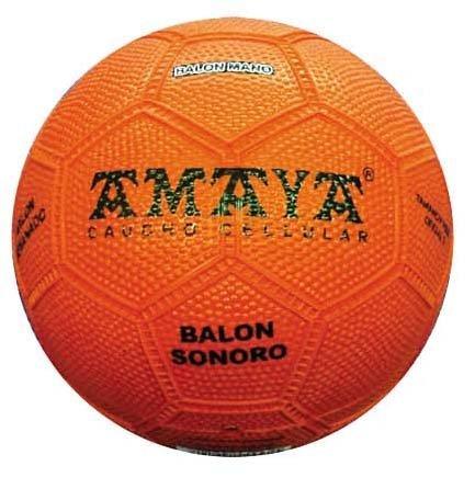 Gui-An - Balon Sonoro Balonmano: Amazon.es: Deportes y aire libre