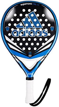 Amazon.com: adidas Padel Racket-Supernova CTRL 1.7 - Alutex ...