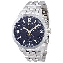 TISSOT watch PRC200 Chronograph T0554171105700 Men's [regular imported goods]