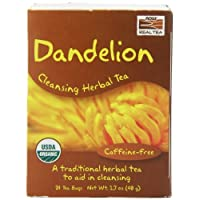 Now Foods Tea Bags, Dandelion, 1.7 Ounce