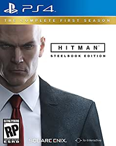 Hitman The Complete First Season SteelBook - PlayStation 4 - Complete Edition