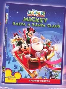 Casa Mickey: Salva a Santa Claus [DVD]