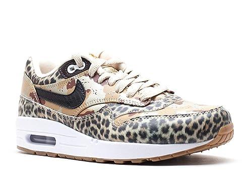 Nike WMNS Air Max 1 PRM Desert Camo Leopard (454746-902) (9 ...