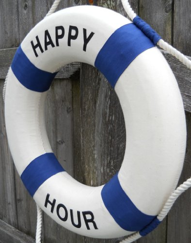 HAPPY HOUR Life Ring Preserver product image