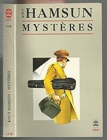 Mystères par Hamsun