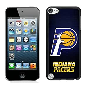 New Custom Design Cover Case For iPod Touch 5th Generation Indiana Pacers 5 Black Phone Case