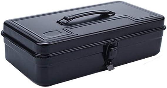 350 10cm 15 Elenxs Outil multifonctionnel Case Anti-cass/é Mat/ériel voiture m/étal r/éparation outil Bo/îte de rangement 36