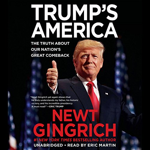 Trump's America cover