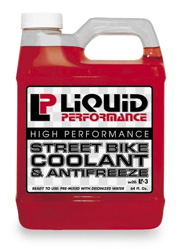 Liquid Performance Racing Street Bike Coolant and AntiFreeze 535