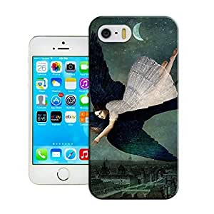 LarryToliver iphone 5/5s protective PC Hard Plastic Customizable Innovation Case Cover,Top Customizable Innovation Case from Good luck to