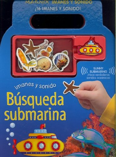Busqueda submarina/ Undersea Search (Listen and Learn) (Spanish Edition) [Not Available] (Tapa Dura)