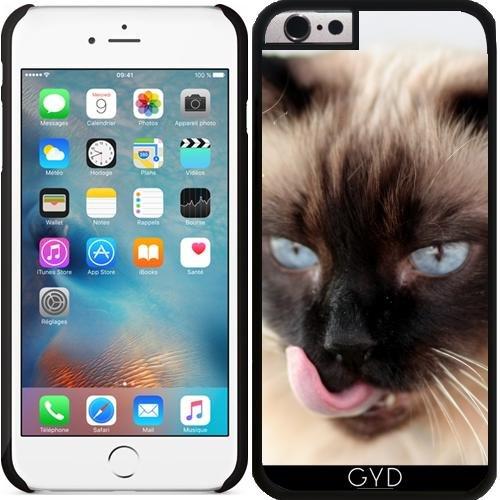 Coque pour Iphone 6 (4,7 '') - Coloré Cool Animal De Compagnie De Chat by WonderfulDreamPicture