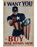 Display All Hot Captain America 2 Classical Stylish Custom Fashion Tatoo On Wall Poster Print Size20*30 inch Wall Sticker U1-98