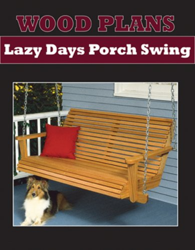 Porch Swing Paper Woodworking - Long Mail First How Class