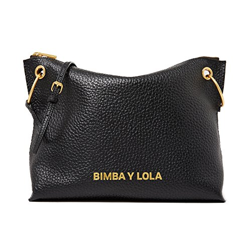 a1e126b5b1f6c Bimba y Lola Damen Trapezium leather crossbody bag 181BBGG1F -select ...