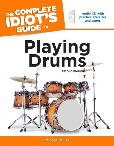 the-complete-idiots-guide-to-playing-drums-2nd-edition-complete-idiots-guides-lifestyle-paperback