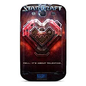 Durable Defender Cases For Galaxy S3 Covers(starcraft Ii Game) wangjiang maoyi