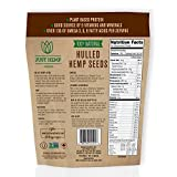 Just Hemp Foods, 100% Natural Hulled Hemp Seeds