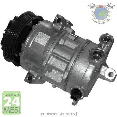 B59 Compresor Aire Acondicionado SIDAT Opel Corsa D Gasolina 200: Amazon.es: Coche y moto
