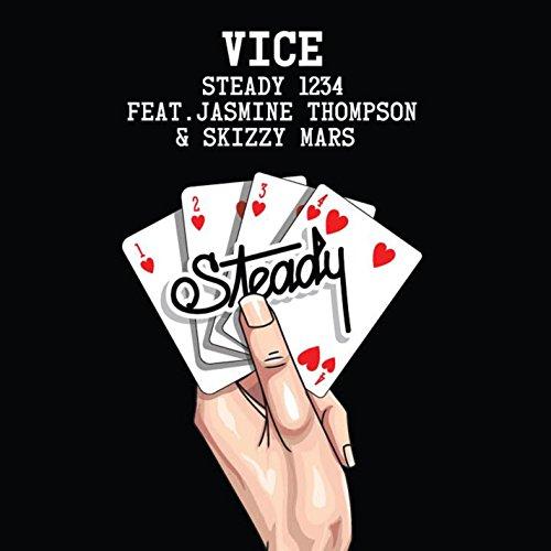 Steady 1234 (feat. Jasmine Thompson & Skizzy Mars) [Explicit]
