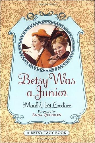 Amazon.com: Betsy Was a Junior (Betsy-Tacy) (9780064405478): Lovelace, Maud Hart, Neville, Vera: Books