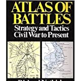 Atlas of Battles, Outlet Book Company Staff and Random House Value Publishing Staff, 0517442868