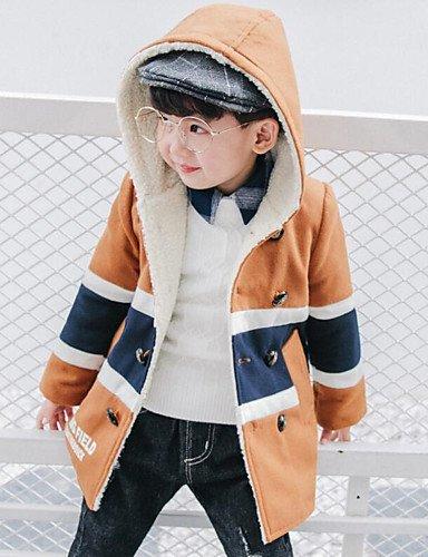 Wuyulunbi@ Piumino da ragazzo Boys' Blocco Coloreee Jacket & & & Coat Autunno Inverno Il Manicotto Lungo,140,verdeB077XW6D3290 Kaki | Valore Formidabile  | Il Più Economico  | Outlet Online  | Fai pieno uso dei materiali  | Vogue  | Eccezionale  9c9cd7