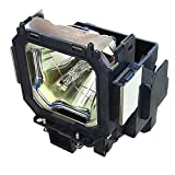 Sanyo POA-LMP105 Multimedia Lamp Cage Assembly with Bulb