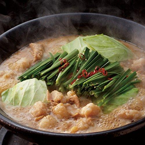 食べログ(もつ鍋)のレビュー数、日本一。蟻月 白のもつ鍋 特製みそ味
