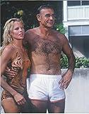 james bond vintage - Never Say Never Again Photo James Bond 007 Sean Connery & Kim Basinger 8x10 Photo