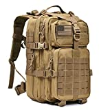 Military Tactical Backpack,Small Molle Assault Pack Army Bug Out Bag Backpacks Rucksack Daypack