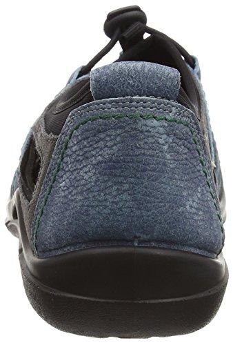 Asphalt Romika H 781 Men Mok Grau Loafers Grey Walk 10 kombi 8qwE81x6r