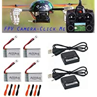 QR Ladybird FPV RTF Walkera Devo F4 Transmitter Mini Quadcopter with Camera