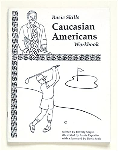 Book Basic Skills: Caucasian Americans Workbook
