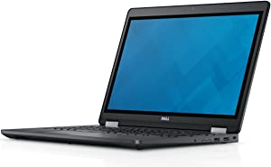 Dell Latitude E5570 Business Laptop Intel i7-6600U 16GB DDR4 256GB SSD Win 10 Pro