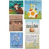 Constructive Playthings BOK-106 Classroom Essentials, Favorites Hardcover Books, Grade: Kindergarten to 1, Set of 6