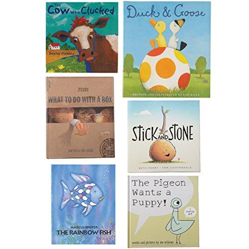 Constructive Playthings BOK-106 Classroom Essentials, Favorites Hardcover Books, Grade: Kindergarten to 1, Set of 6 by Constructive Playthings