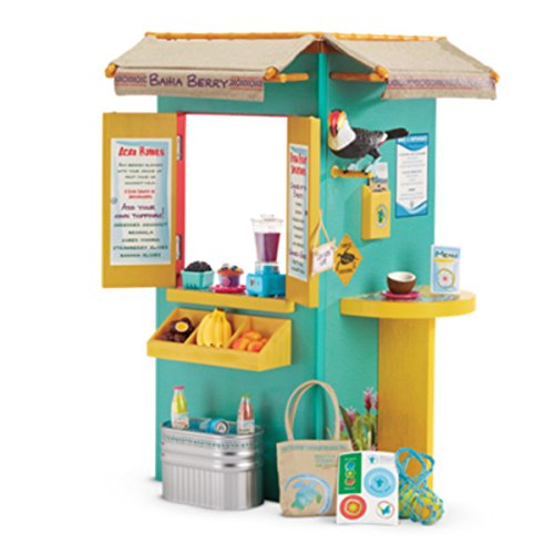 American Girl - Lea Clark - Lea's Fruit Stand for Dolls - American Girl of 2016 by American Girl