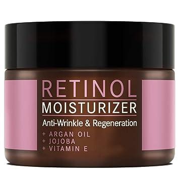 Madre Nature – retinol Crème || Humedad dispensador contra piel seca & Edad anzeichen|