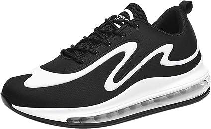 Zapatillas de deporte de exterior transpirables y antideslizantes con malla para hombre. Zapatillas de running.: Amazon.es: Instrumentos musicales