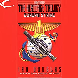 Europa Strike Audiobook