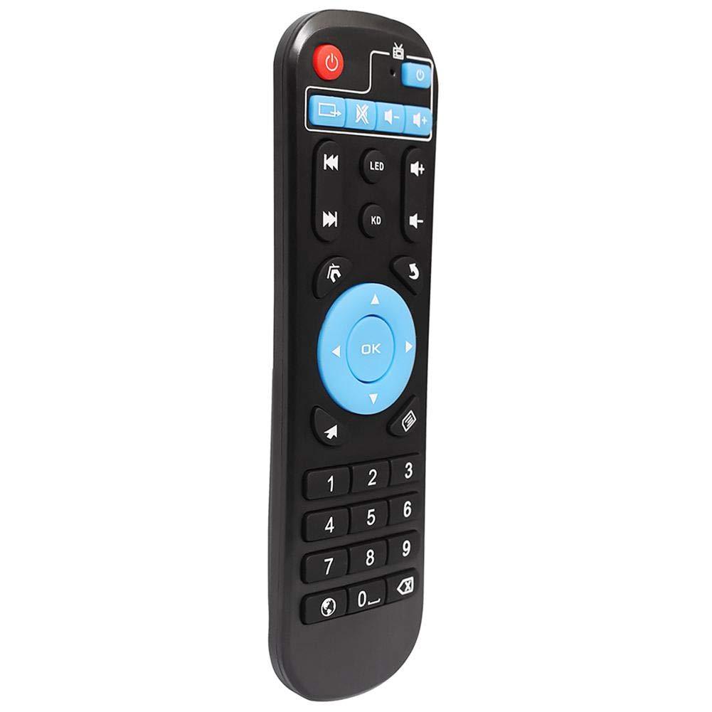 SODIAL Remote Control for T95Z Plus T95U Pro T95R Pro T95W Pro T95K ProT95V Pro QBOX QPLUS NEXBOX A2 Amlogic S912 Smart Android Tv Box 176652