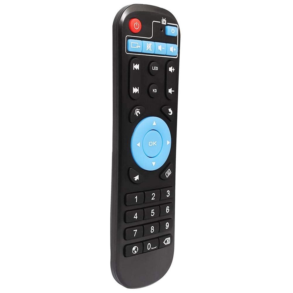 TOOGOO Remote Control for T95Z Plus T95U Pro T95R Pro T95W Pro T95K ProT95V Pro QBOX QPLUS NEXBOX A2 Amlogic S912 Smart Android Tv Box