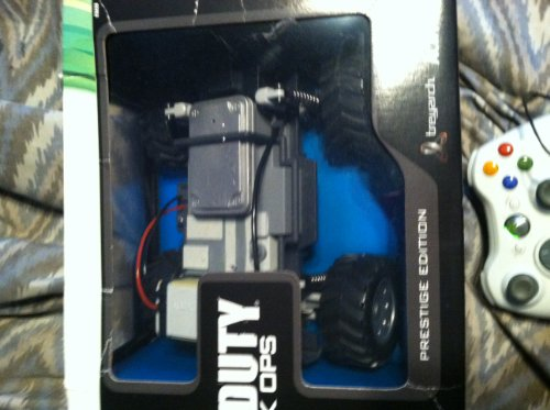 CALL OF DUTY BLACK OPS REMOTE CONTROL CAR [Xbox 360]